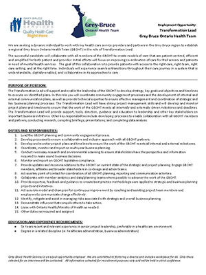 Transformation Lead Job Posting Final_Page_1