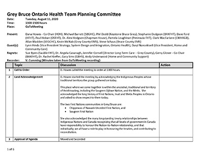 GB OHT Planning Committee - Minutes - August 11, 2020 - Approved_Page_1
