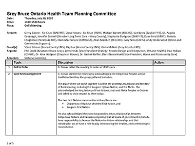 GB OHT Planning Committee - Minutes - July 30, 2020 - Approved_Page_1