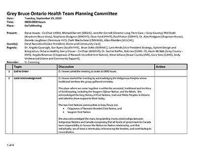 GB OHT Planning Committee - Minutes -September 29, 2020 - Approved_Page_1