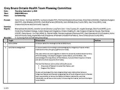 GB OHT Planning Committee - Minutes -September 3, 2020 - Approved_Page_1